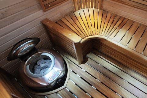 Sauna Sähkönkulutus