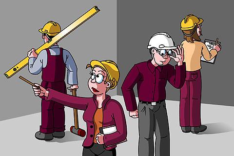 Huoneiston rakennustyön on sujuttava hyvää rakennustapaa noudattaen. Hallituksella on oikeus valvoa kunnossapito- ja muutostyötä.