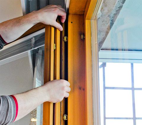 Ikkunoiden Tiivistäminen
