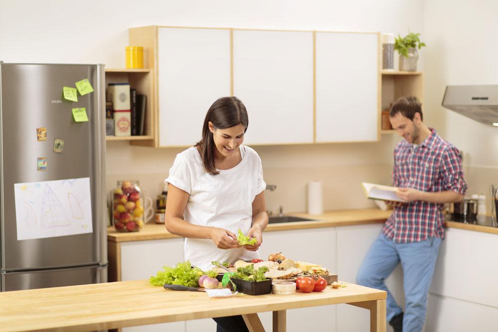 Puustelli Miinus keittiö on ekologinen valinta