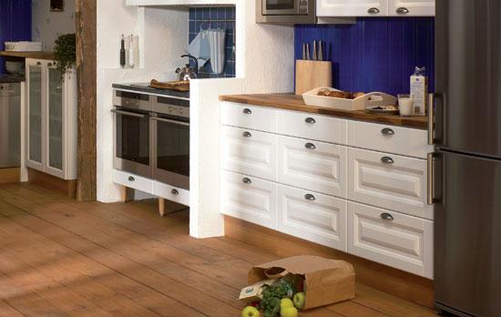 Puutaso vai laminaattitaso keittiöön? Mikä työtasoksi?