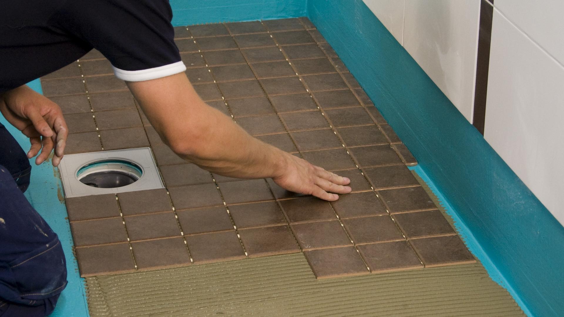 Kylpyhuoneen vedeneristys määräykset
