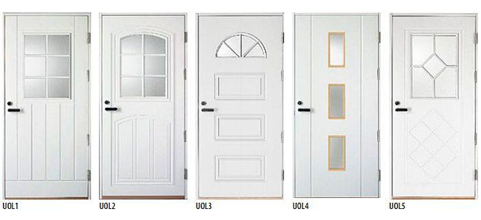 millainen ulko ovi on sinun ovesi