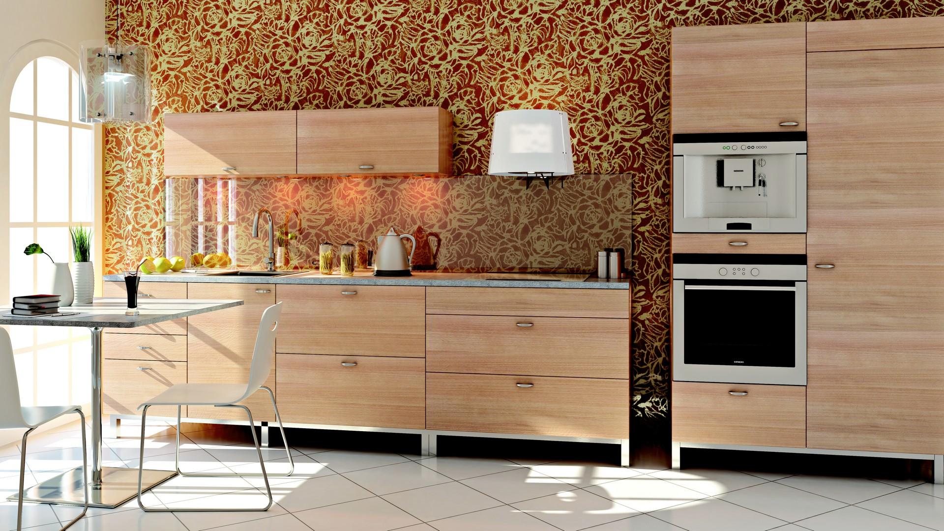 Keittiön ovet ja rungo