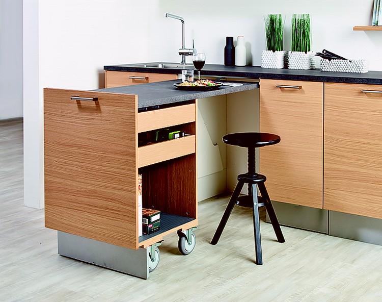 Pienen keittiön suuret innovaatiot