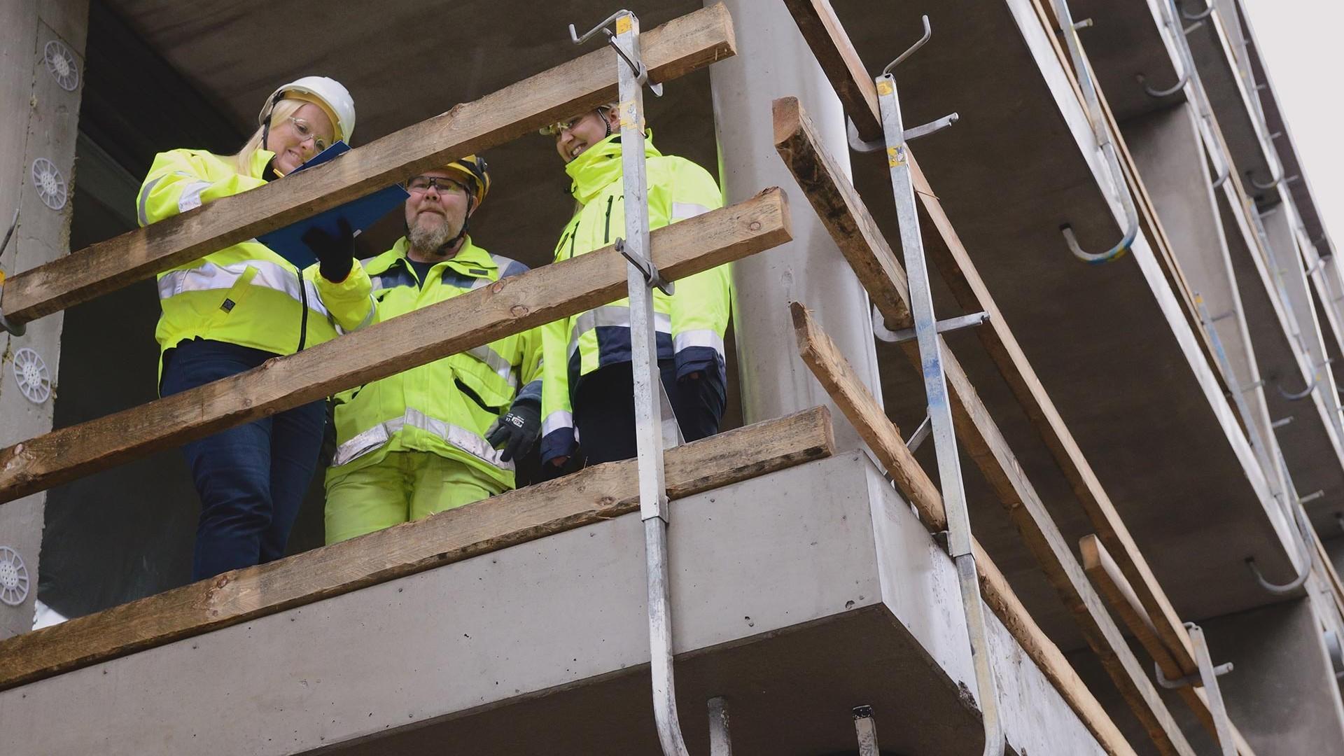 Jos on epäilys, että kohteessa käytetty asbestia, kannattaa kohteeseen suorittaa kartoitus.