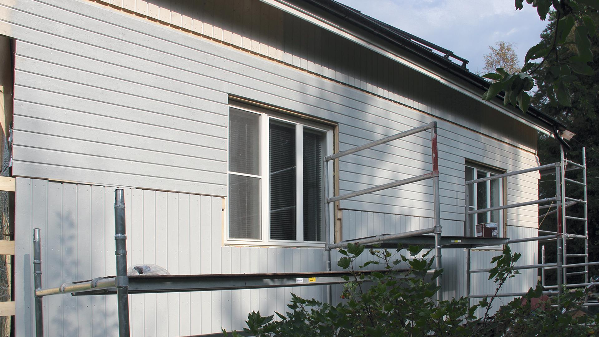 Talon ulkoverhouksen uusiminen hinta – Koti ja villieläinten