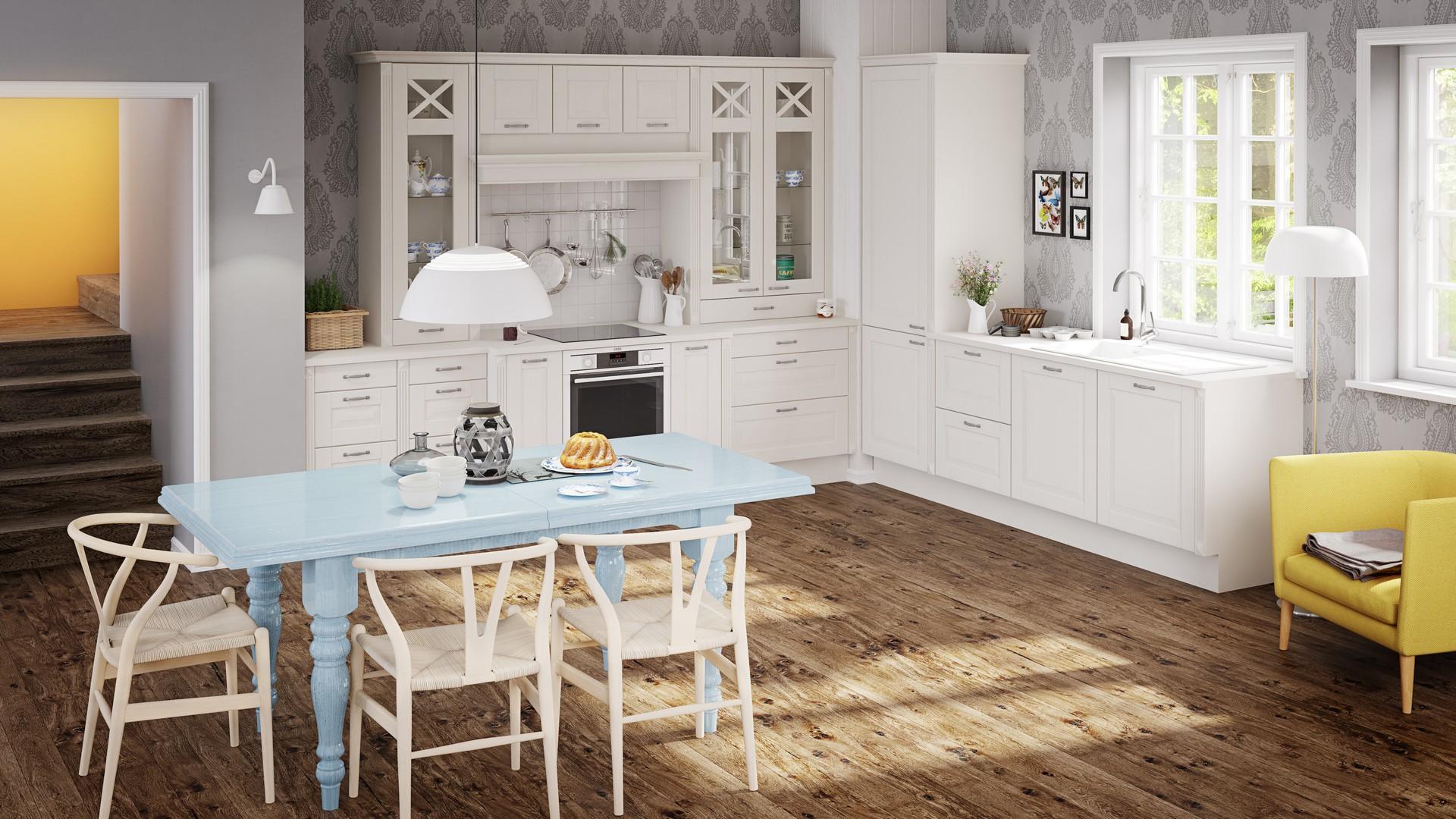 Petra keittiöiden uusi Uniikki mallisto modernia maalaisromantiikkaa keittiöön