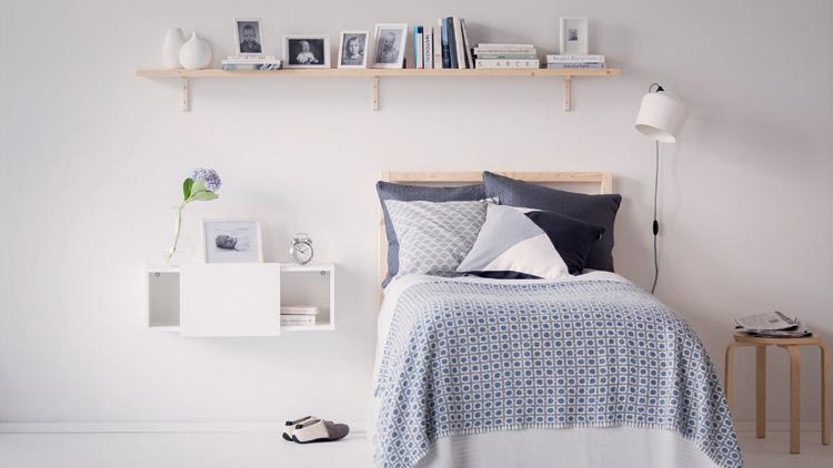 Kukapa ei haluaisi kotiinsa iskunkestäviä seiniä, joihin voi ripustaa vapaasti!