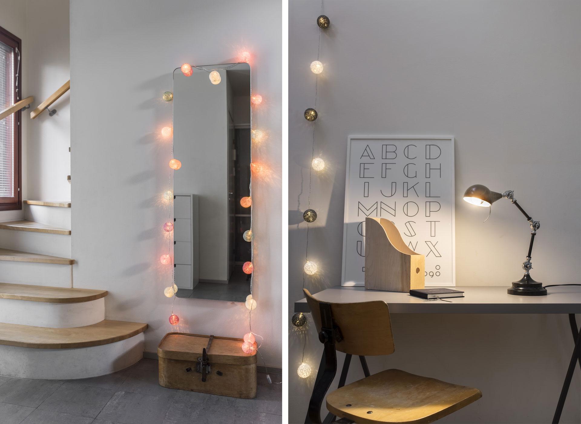 Tunnelmalliset ja tehokkaat LED-valot helposti kotiinkuljetuksella