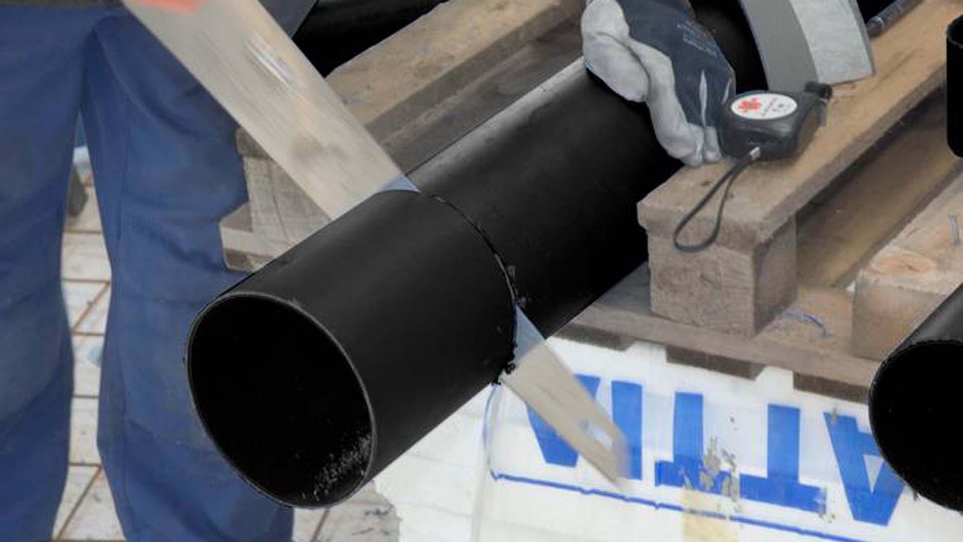 Uponor-ilmanvaihtojärjestelmät on helppo ja nopea asentaa jopa pieniinkin tiloihin.