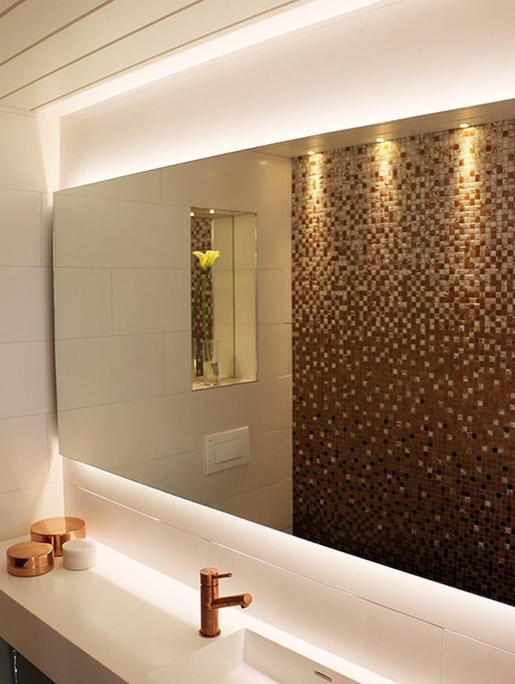 Kylpyhuoneen valaisimien määrään vaikuttaa moni seikka