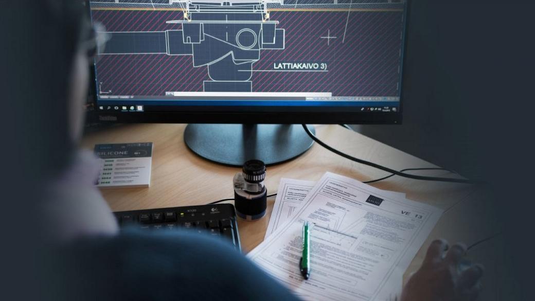 KiiltoPro Design -sivuston tarkoituksena on helpottaa suunnittelutyötä ja parantaa projektin hallintaa.