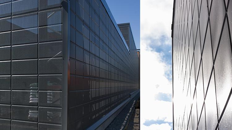 Metehe on kehittänyt patentoidun Concertto-julkisivujärjestelmän.