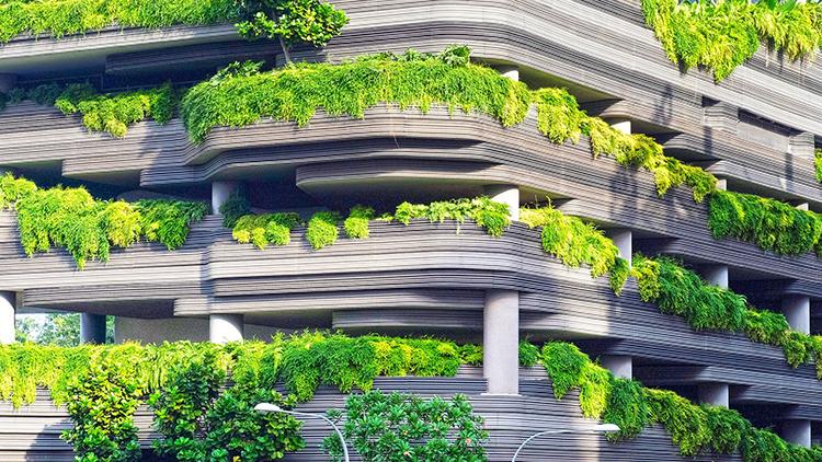 Uusille rakennuksille kaavaillaan koko elinkaaren mittaista hiilijalanjäljen kattoa.