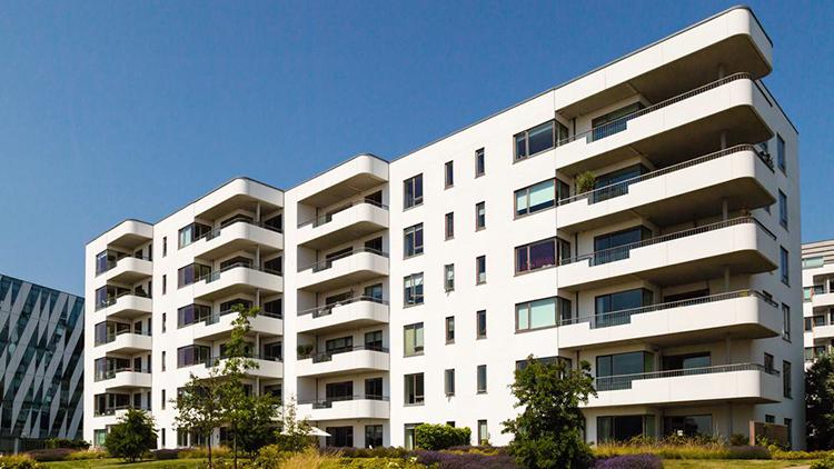 Kerrostalon ylläpitokulut koostuvat suurelta osin rakennuksen ja käyttöveden lämmityksestä.