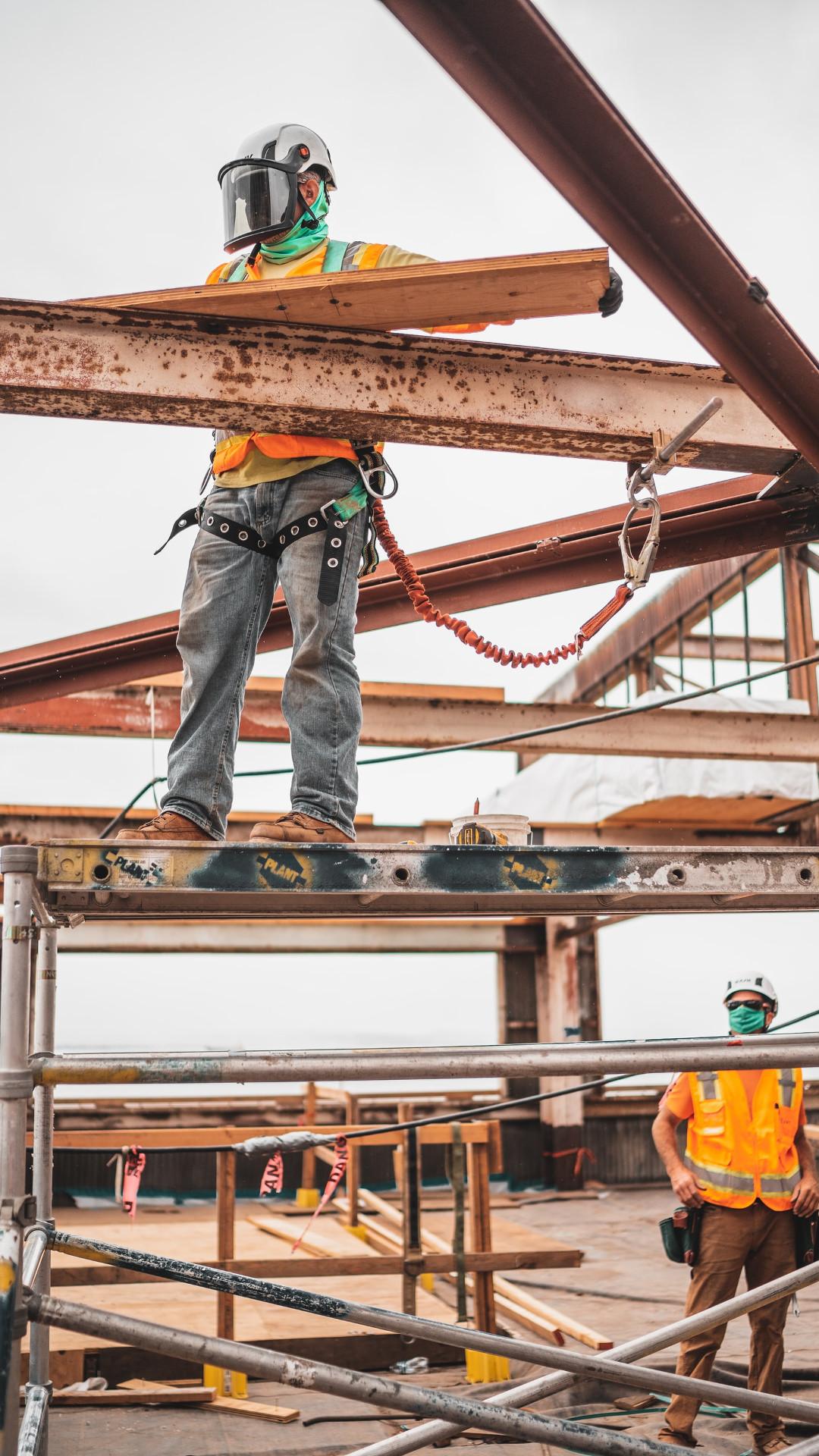 Dokumentaatiota ehtii syntyä rakennusprojektissa valtavasti ennen varsinaista toteutusta