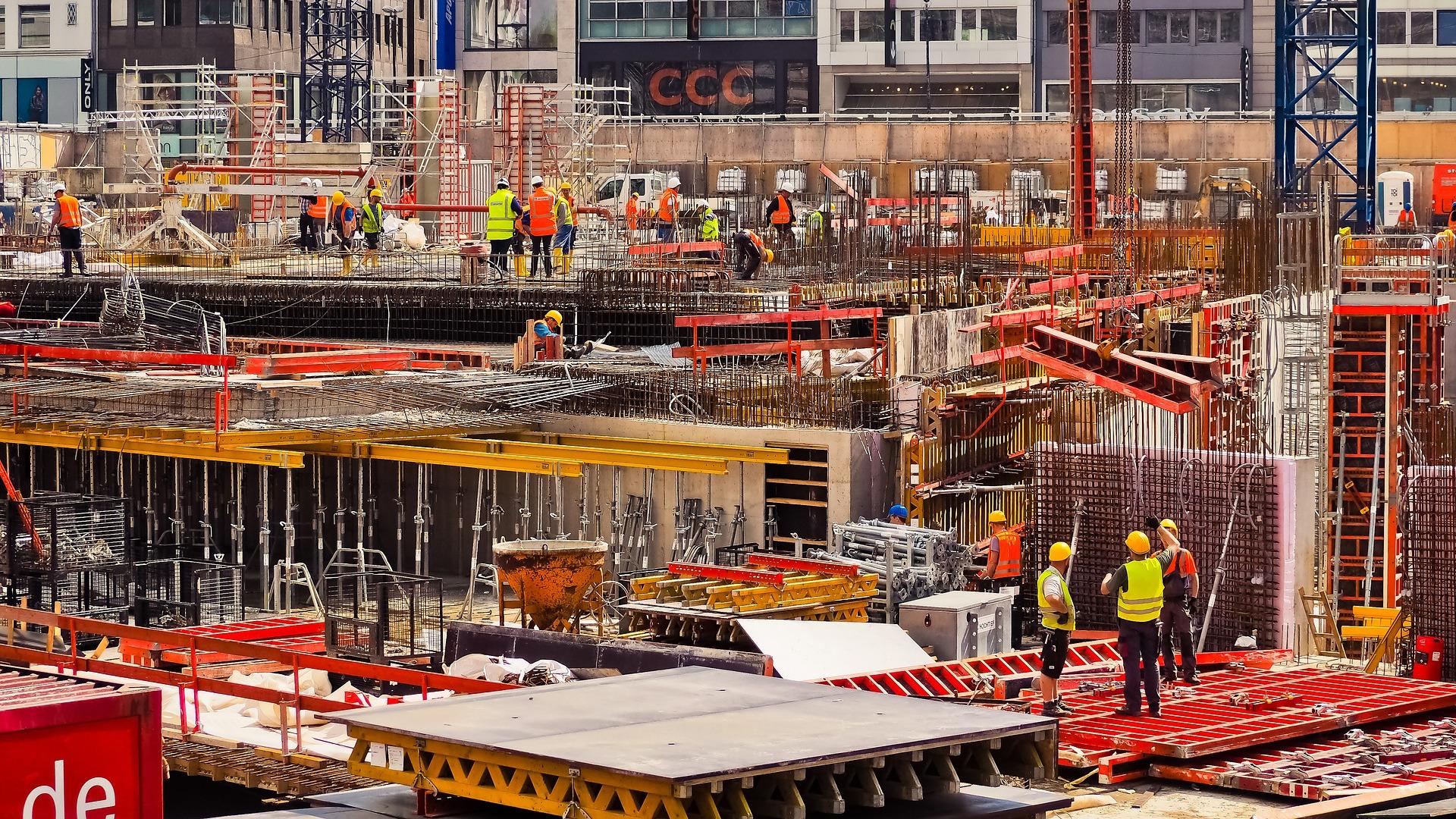 Rakentamisen jatkuvuus on turvattava Rakennusteollisuus RT ry:n mukaan