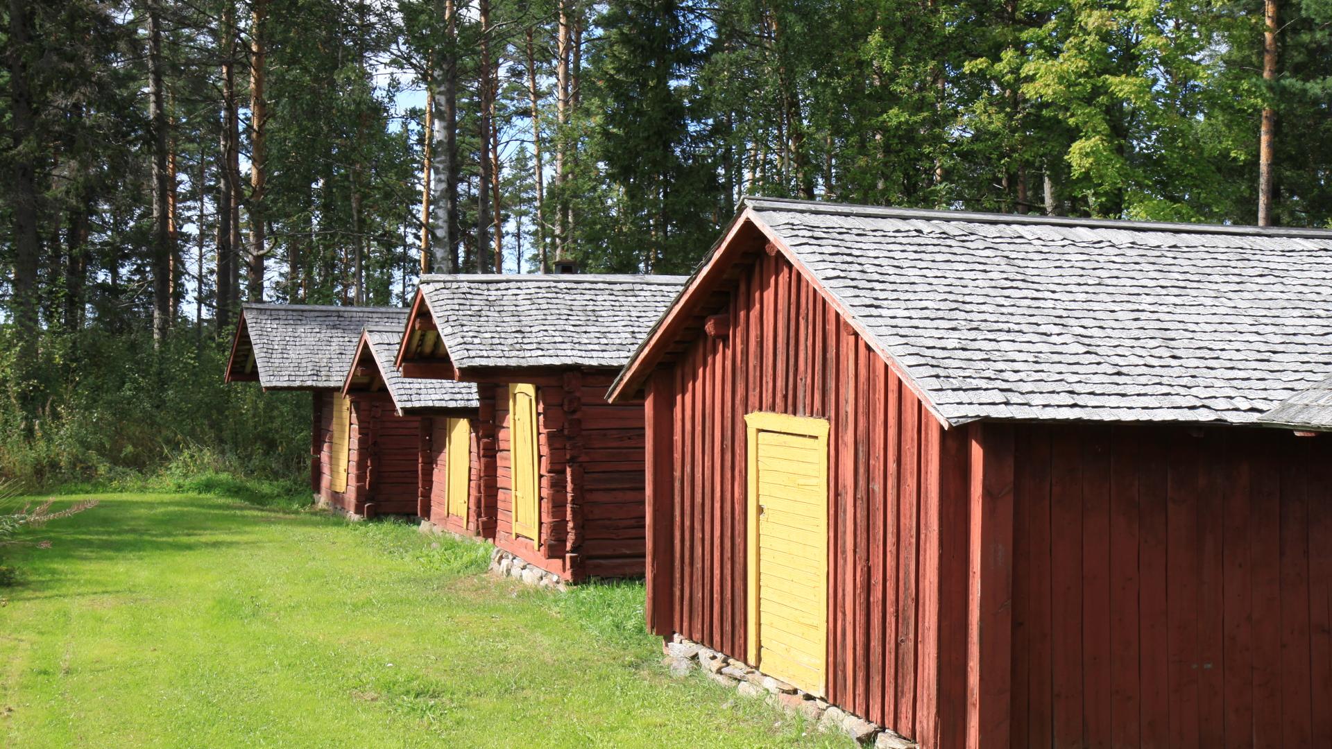 Entistämisavustuksilla tuetaan muun muassa rakennusten oikeanlaista kunnostusta ja vaalimista