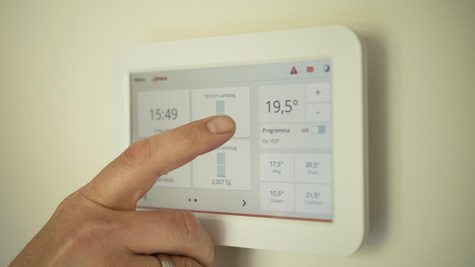 Sisälämpötila vaikuttaa merkittävästi asunnon ilmanvaihtoon ja energiankulutukseen