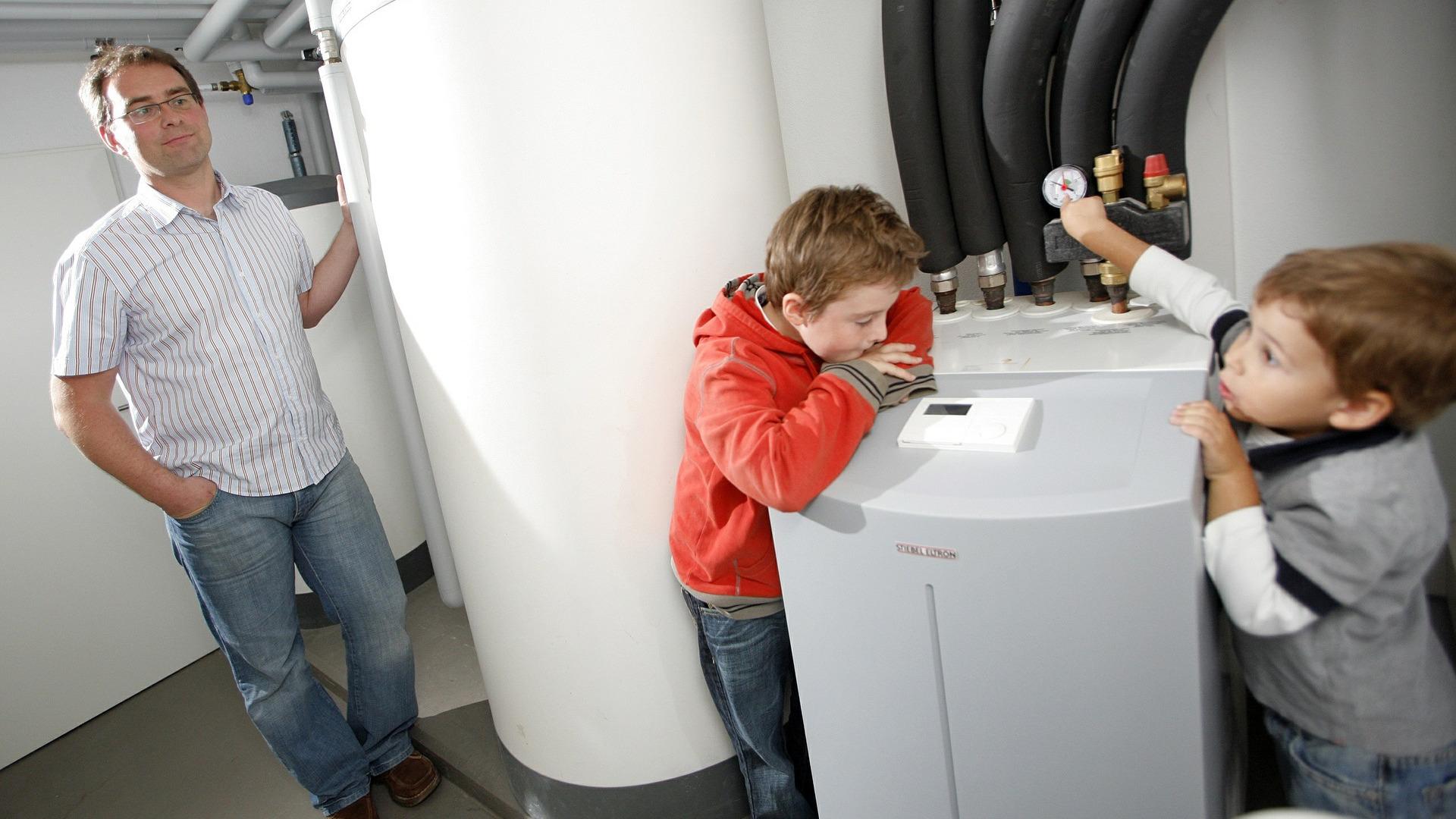 Lämmitysjärjestelmiä löytyy monta erilaista - selvitys etukäteen kannattaa