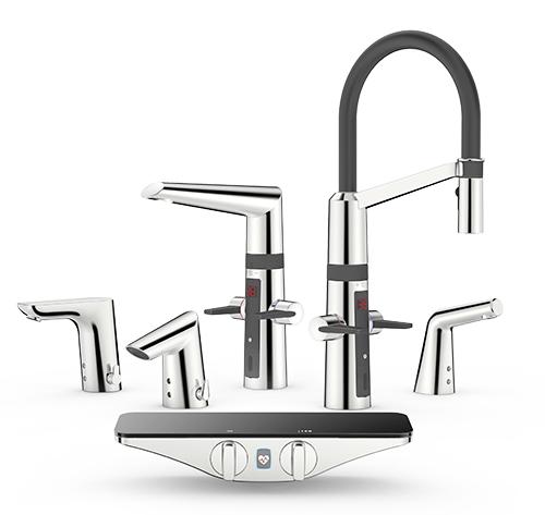 Oras SMART -tuotteet ovat uuden sukupolven vesikalusteita, joissa on innovatiivisia ominaisuuksia ja Bluetooth®-toiminto.