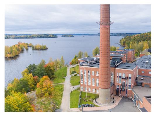 As Oy Pyynikin Trikoon Voimalaitos, Tampere