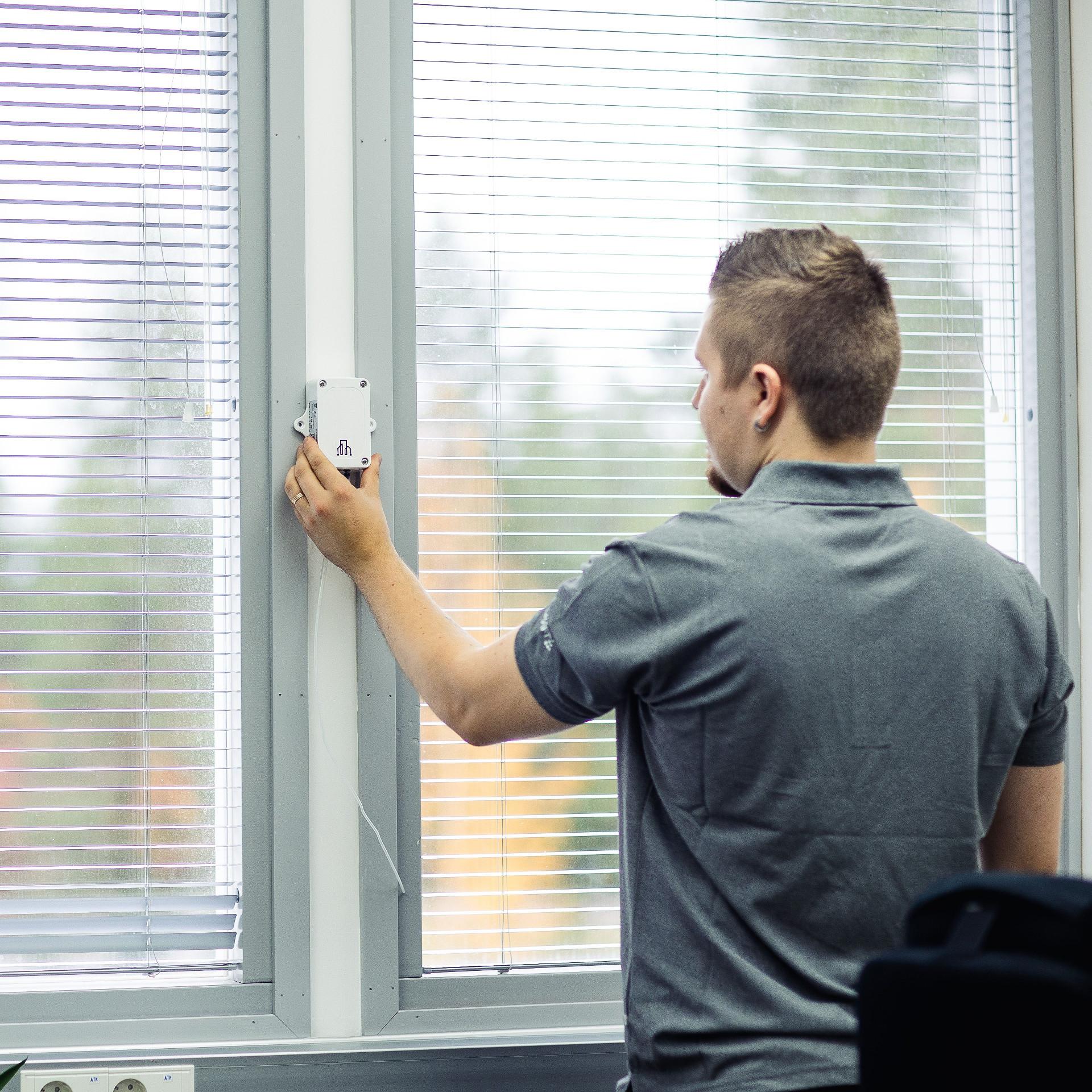 SLI-tutkimuksessa tutkitaan ilmanvaihtojärjestelmän kuntoa ja sitä voidaan helposti seurata tutkimusraportin avulla
