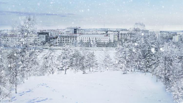 Lumimuseon paikka.