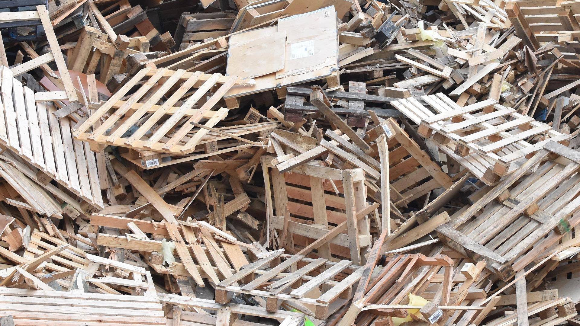 Puu menee kierrätyksen kautta usein poltettavaksi asti eli energiantuotantoon
