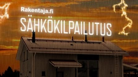 Rakentaja.fi - Sähkökilpailutus