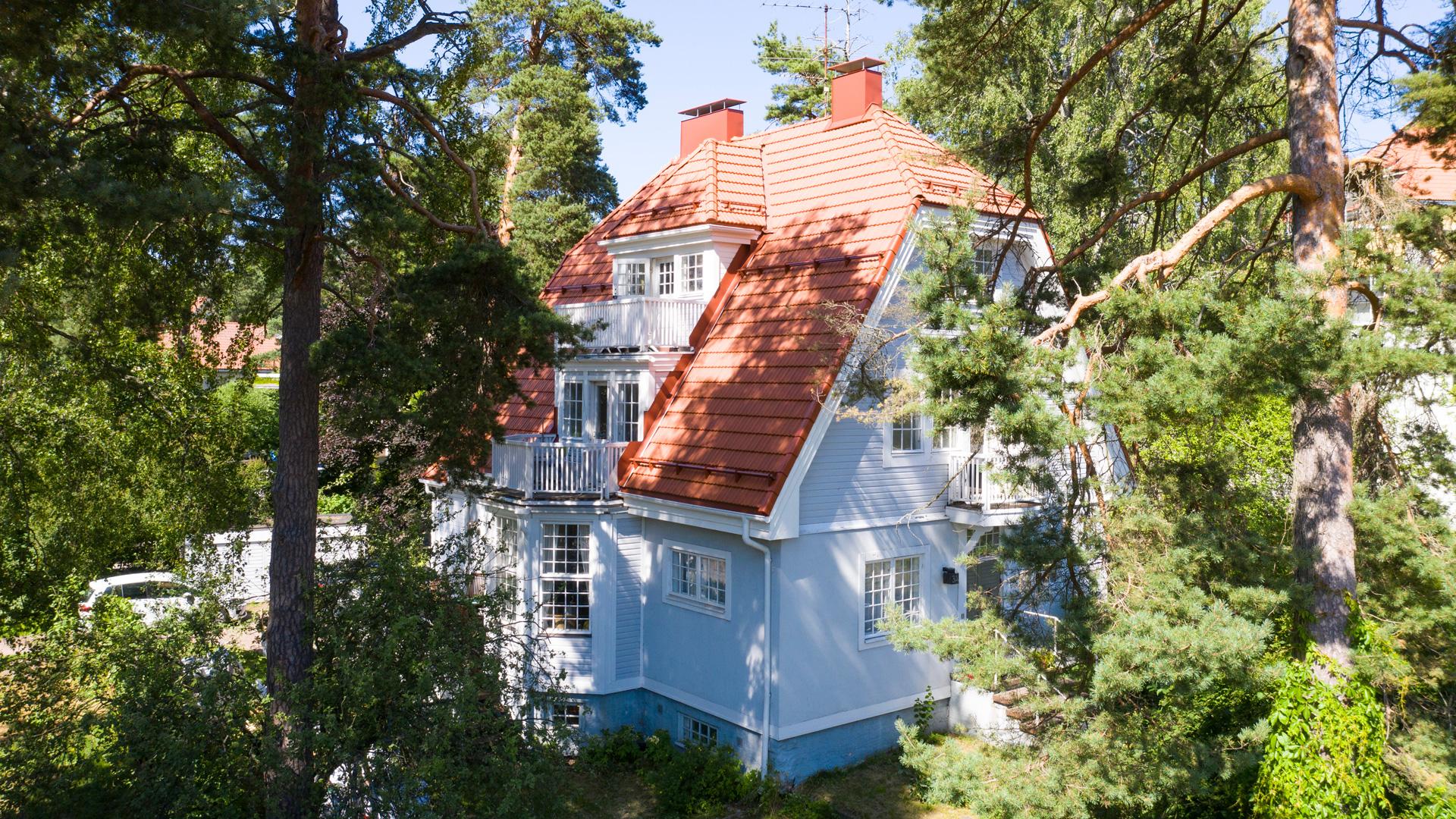 Granfeltintie, Helsinki