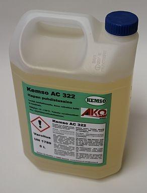 Pihakivien pesuaine AC322, 5l