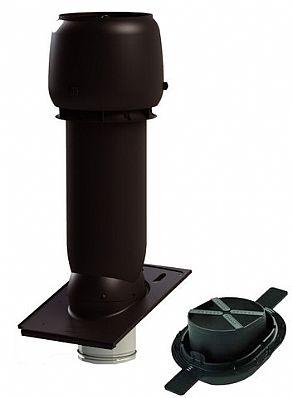 Huippuimuripaketti 125 mm Evo Musta