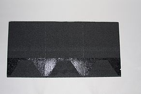 Plano XL Combi harja/ räystäskappale