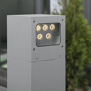 LED pihavalaisin - PILARI CUBIC 800, yhteen suuntaan 5W