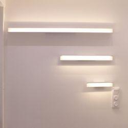 LED seinävalaisin - BLADE 300, IP54 matta valkoinen 4,2W