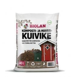 Biolan Komposti- ja Huussikuivike