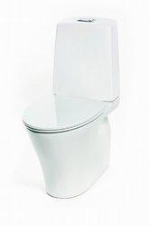 IDO GLOW 64 LATTIA-WC, DESIGN-MALLI, P-LUKKO