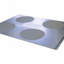 Eristetty yläpohjan läpivientilevy Vallox 90 MV, Vallox 90 MC, Vallox 90K MC
