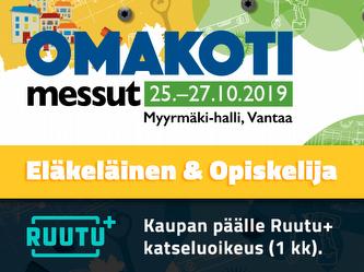 OMAKOTI-messut 2019- erityisryhmä