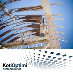 KotiOptimi - Uudisrakennuksen kustannusarvio-ohjelma