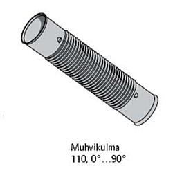 SADEVESIVIEMÄRI TAIPUISA KULMA 110X0-90 SN8 PE