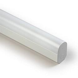 Ensto PerusJono-valaisin 1500 mm elektronisella liitäntälaitteella