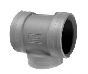 UPONOR VENTILATION ERISTETTY T-KAPPALE 160/100X90°