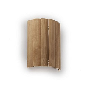 Haaparitilä AVH15 saunavalaisimelle seinäasennus