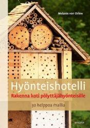 Hyönteishotelli - Rakenna koti pölyttäjähyönteisille