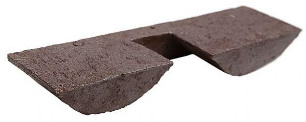 Harjatiiviste betonia Ormax Ruskea