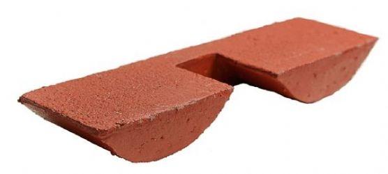 Harjatiiviste betonia Ormax Tupapunainen