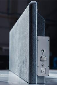 Mondex Graniitti HR1 kivipatteri 800 W